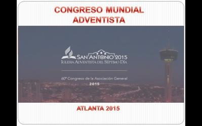 congreso mundial 2015